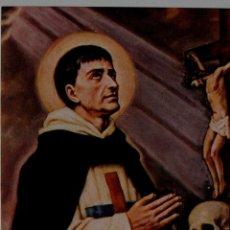 Postales: ESTAMPA RELIGIOSA DE SAN JUAN BAUTISTA DE LA CONCEPTION . Lote 41296902