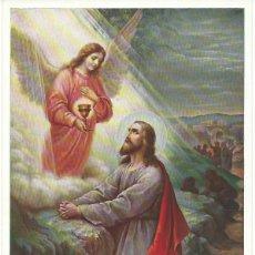 Postales: CROMOLITOGRAFIA RELIGIOSA , PRINCIPIOS DEL SIGLO XX. Lote 41335428