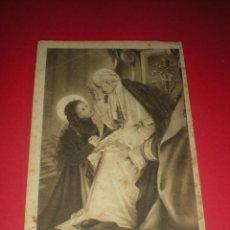 Postales: POSTAL RELIGIOSA. SANTA TERESITA DEL NIÑO JESÚS.. Lote 41589633