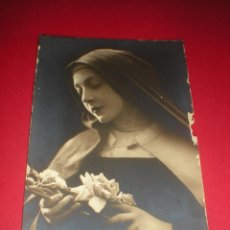 Postales: POSTAL RELIGIOSA. SANTA TERESA DEL NIÑO JESÚS. . Lote 41589763