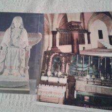 Postales: LOTE 3 POSTALES RELIGIOSAS... CIRCULADAS. Lote 41728158