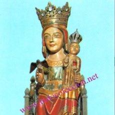 Postales: SANTA MARIA DE QUERALT. VIRGEN DE QUERALT (BERGA). CATALUNYA (POSTAL SIN CIRCULAR). Lote 10357034