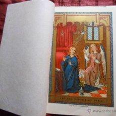 Postales: TARJETA RELIGIOSA MEDIADOS S.XX. Lote 42033176