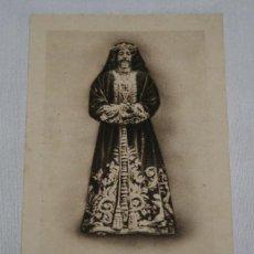 Postales: ESTAMPA ANTIGUA DE NUESTRO PADRE JESUS NAZARENO DE MEDINACELI IGLESIA DE JESUS, CAPUCHINOS DE MADRID. Lote 42114879