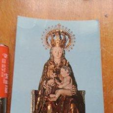 Postales: POSTAL NUMERO 96 BURGOS - VIRGEN SANTA MARIA LA MAYOR , PATRONA DE LA CIUDAD, . Lote 42136156