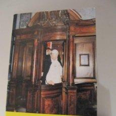 Postales: LIBRITO ESTAMPA TEXTOS DE JUAN PABLO II 1982. Lote 42190738