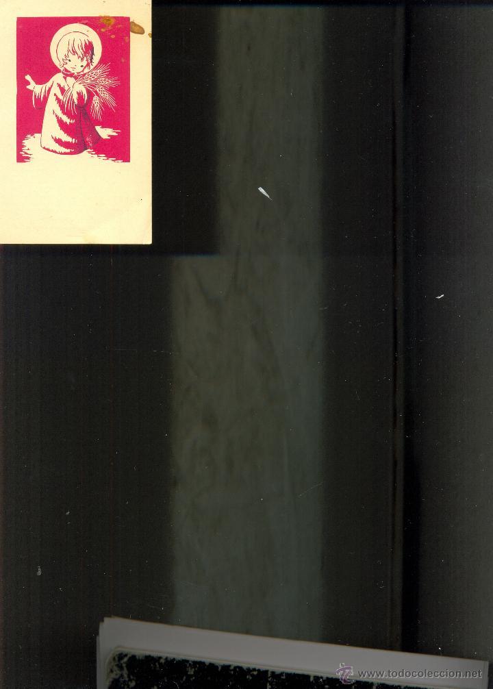 PROFESION DE VOTOS PERPETUOS. AÑO 1959 (Postales - Postales Temáticas - Religiosas y Recordatorios)