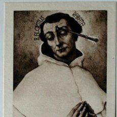 Postales: ANTIGUA ESTAMPITA RELIGIOSA. BEATO ALOYSIUS RABATA . Lote 42281286