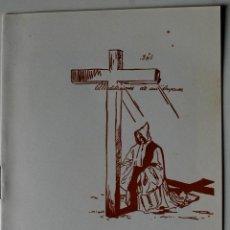 Postales: NOVENA AL SIERVO DE DIOS FR. Mª RAFAEL ARNAIZ BARON, MONJE TRAPENSE. 1963 . Lote 42420095