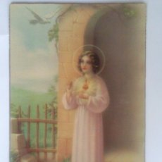 Postales: POSTAL SAGRADO CORAZON DE JESUS. Lote 42457712