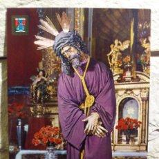 Postales: SEVILLA 247 - SEÑOR DE SEVILLA - JESUS GRAN PODER - SEMANA SANTA - SIN CIRCULAR POSTAL - ESCUDO ORO. Lote 42514613