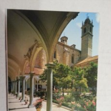 Postales: POSTAL RELIGIOSA GRANADA LA CARTUJA CLAUSTRO , N 271 - ARRIBAS. Lote 42551530