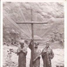 Postales: PS4276 POSTAL FOTOGRÁFICA RELIGIOSA 'LA IGLESIA DE LA TIERRA'. CIRCULADA EN 1913. Lote 42665180