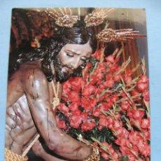 Postales: FOTO POSTAL RELIGIOSA SEMANA SANTA. NUESTRO PADRE JESÚS COLUMNA, SANTOS MÁRTIRES, MÁLAGA. 974. Lote 42699713