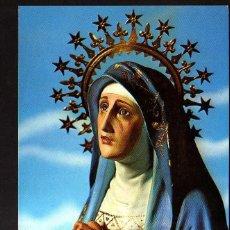 Postales: POSTAL RELIGIOSA. LA DOLOROSA. ESCUDO DE ORO. NO CIRCULADA.. Lote 42770292
