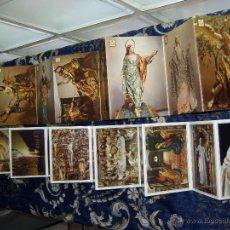 Postales: POSTAL,POSTALES SANTA MARIA DE MIRAFLORES Y POSTALES MUSEO DE SALZILLO.. Lote 41708931