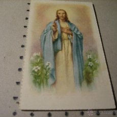 Postales: ESTAMPA RELIGIOSA RECUERDO RECORDATORIO PRIMERA COMUNION: SEVILLA 1963. Lote 43110974