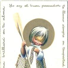 Postales: P106 - FERRÁNDIZ EDICIONES SUBI SERIE 4087.3 -10,5X6,8 CM- DATA 1962. Lote 43136955