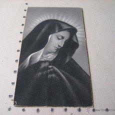 Postales: ESQUELA MORTUORIA. ESTAMPA DEFUNCION: GUAZA 1932. Lote 43164322