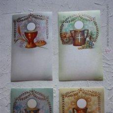 Postales: ESTAMPAS PRIMERA COMUNIÓN, AÑOS 1986. Lote 43188298