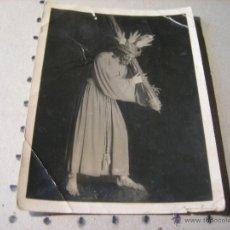 Postales: ESTAMPA RELIGIOSA: FOTOGRAFIA CRISTO. FOTO SERRANO SEVILLA. Lote 43248449