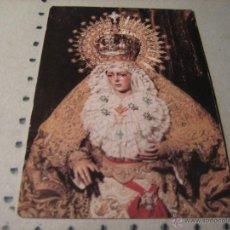 Postales: ESTAMPA RELIGIOSA ANTIGUA: NUESTRA SEÑORA ESPERANZA MACARENA. SEVILLA. . Lote 43256568
