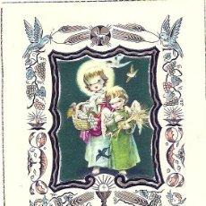 Postales: 0680M - FERRÁNDIZ - ANTIGUO RECORDATORIO EN RELIEVE- EDICIONES SUBI Nº 4309. Lote 43983887