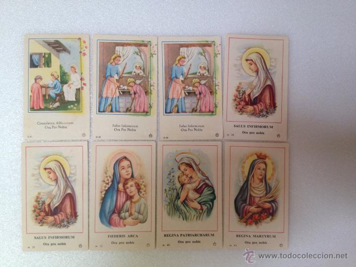 ORACIONES ORA PRO NOVIS (Postales - Religiosas y Recordatorios)