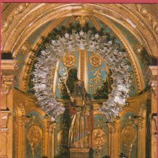 Postales: POSTAL RELIGIOSA - SANTUARIO DE GUADALUPE- FUENTERRABIA- PV.322. Lote 44095624