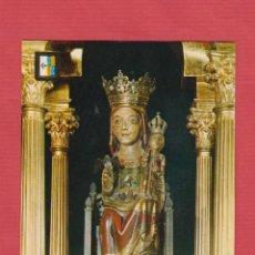 Postales: POSTAL RELIGIOSA - VIRGEN DE QUERALT - SANTA MARÍA DE QUERALT - BERGA - BARCELONA. Lote 44128783
