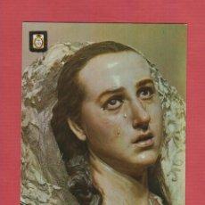 Postales: POSTAL RELIGIOSA - MUSEO DE SALCILLO - LA DOLOROSA - MURCIA - PV.517. Lote 44332784