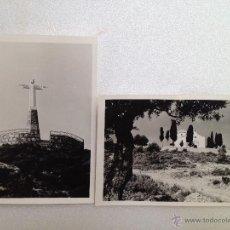 Postales: RECUERDO DE LA BENDICION DEL SAGRADO CORAZON DE JESUS DEL PUEBLO DE RASQUERA. Lote 44358065