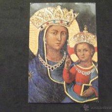Postales: RELIGIOSAS-V16-ROMA-MADONNA DELLA STRADA. Lote 44945881