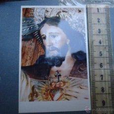 Postales: ESTAMPA RELGIOSA CRISTO SAGRADO CORAZON DE JESUS. Lote 45038775