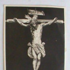 Postales: SEMANA SANTA SEVILLA : STº CRISTO DEL AMOR , FOTO DE SERRANO , HUECOGRABADO FOURNIER . 20 X 26 CM.. Lote 98810351