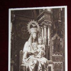 Postales: ANTIGUA POSTAL DE COVADONGA. ASTURIAS. EL TESORO DEL SANTUARIO. SIN CIRCULAR. Lote 45304797