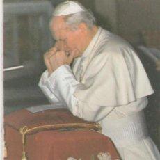 Postales: ESTAMPA RELIGIOSA DEL PAPA JUAN PABLO II . Lote 45314403