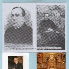 Postales: OCHO RECORDATORIOS RELIGIOSOS VER FOTOS ADICIONALES . Lote 45478218
