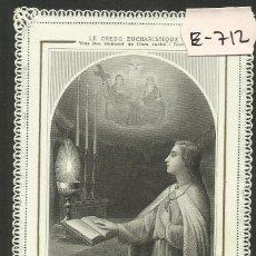 Postales: ESTAMPA ANTIGUA - (E-712). Lote 45488168
