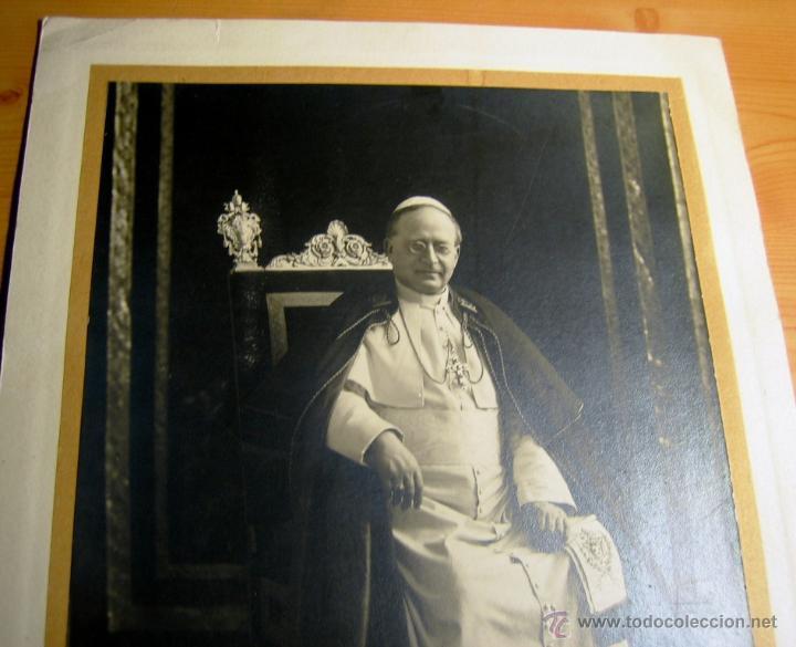 Postales: Papa Pio XI- Conmemorativa - Foto 2 - 45610902