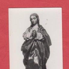 Postales: POSTAL RELIGIOSA- PURÍSIMA DE A. CANO- CATEDRAL GRANADA- PV.858. Lote 45719793