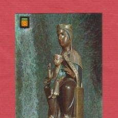 Postales: POSTAL RELIGIOSA-MARE DE DÉU DE MONTGRONY-SANTUARI DE MONTGRONY-GIRONA-PV.867. Lote 45720551