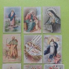 Postales: POSTALES RELIGIOSAS - ANTIGUAS POSTALES RELIGIOSAS AÑOS 50.. Lote 45947185