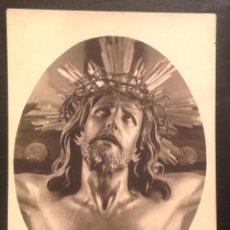 Postales: EL SANTO CRISTO DE LA AGONIA, DE LIMPIAS. SANTANDER. FOTO. LEONCIO. . Lote 46128288