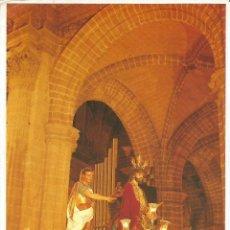 Postales: POSTAL CRISTO DEL ECCE HOMO - SEMANA SANTA DE JEREZ. Lote 46388314