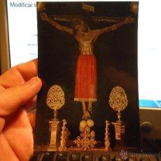 Postales: POSTAL RELIGIOSA CRISTO DE BURGOS , CATEDRAL , N 110 SUBIRRATS. Lote 51942500