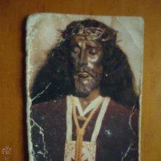 Postales: ESTAMPA RELIGIOSAS SEMANA SANTA CRISTO MEDINACELI CADIZ. Lote 46628569