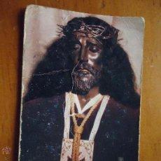 Postales: ESTAMPA RELIGIOSAS SEMANA SANTA CRISTO MEDINACELI CADIZ. Lote 46628577