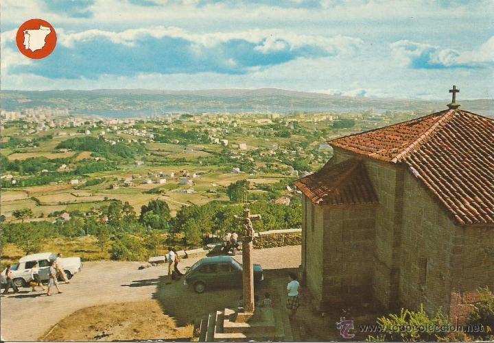 POSTAL SANTUARIO DE NTRA. SRA. DEL CHAMORRO - EL FERROL - Nº6 (Postales - Postales Temáticas - Religiosas y Recordatorios)