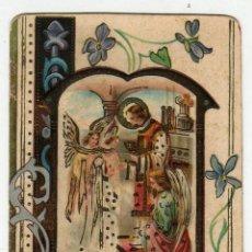 Postales: RECUERDO 1ª COMUNION. MODERNISTA. 1912. . Lote 47018319
